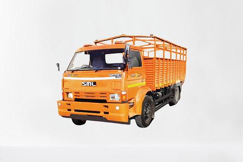 Swaraj Mazda Samrat 1312 XT Truck