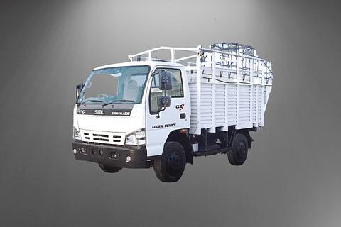 Swaraj Mazda Sartaj GS 5252 Truck