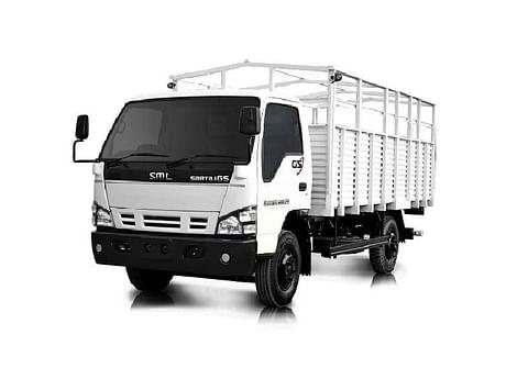 Swaraj Mazda Sartaj GS HG75 Truck