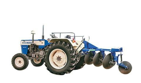 Swaraj 744 XT Tractor