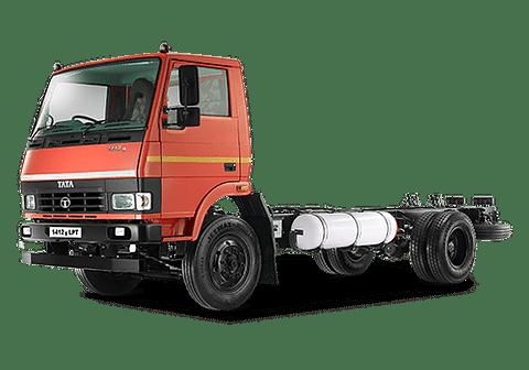 Tata 1412 G LPT Truck