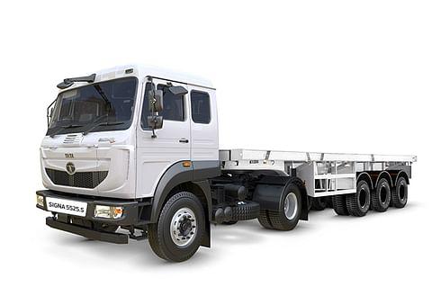 Tata Signa 5525S 4X2 Bs6 Truck