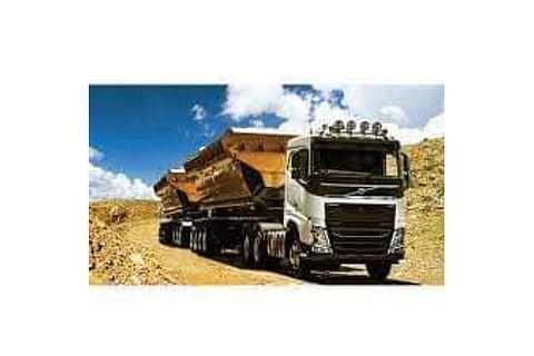 Volvo FH 520 6x4 Roadtrain Truck