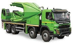 Volvo FMX 460 8x4 Tree Transplanter Truck