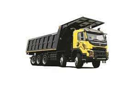Volvo FMX 520 10x4  Truck