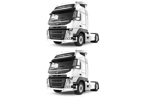 Volvo FM 380 8x4 Truck