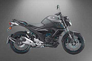 Yamaha FZS FI V3 BS6