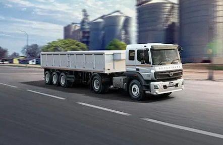 Bharat Benz 5428T Truck