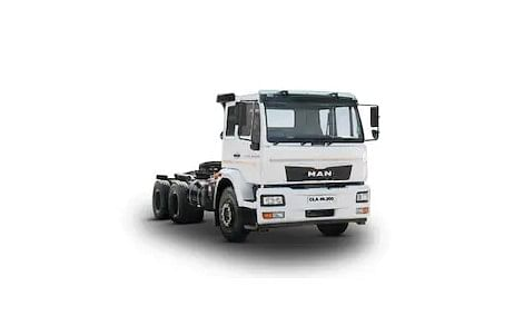 MAN CLA 49.300 EVO 6X4 Truck