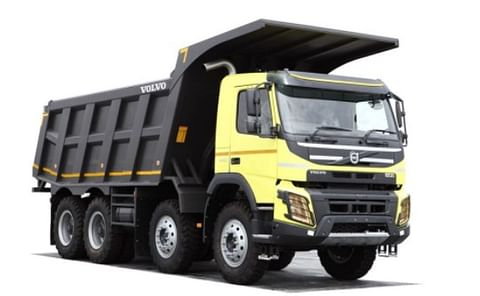 Volvo FMX 460 8x4 Truck