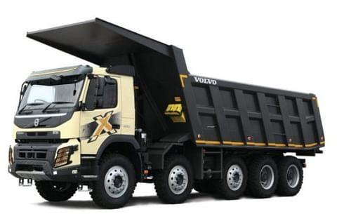 Volvo FMX 480 10x4 Truck