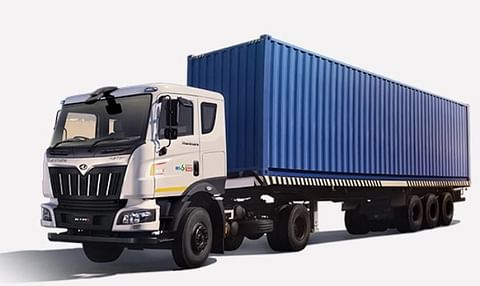 Mahindra Blazo X 46 Truck
