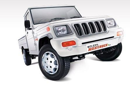 Mahindra Bolero Maxi Plus CNG Truck