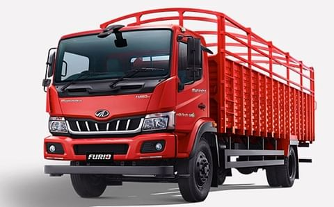 Mahindra FURIO 14 HD  Truck