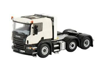 Scania G460 Puller Truck