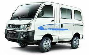 Mahindra E-Supro Van Bus