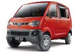 Mahindra Jeeto Minivan Bus