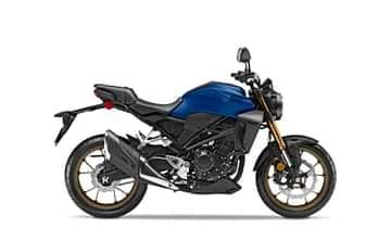 Honda  CB300R 2021