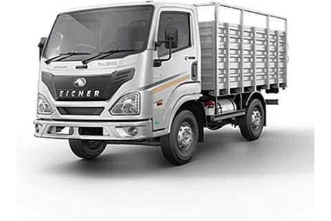 Eicher Pro 2049 Truck