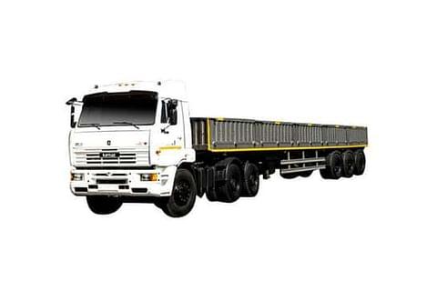 Kamaz 6460 6X4 Truck