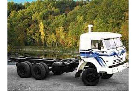 Kamaz 53228 6X6 Truck