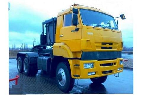 Kamaz 65226 6X6 Truck