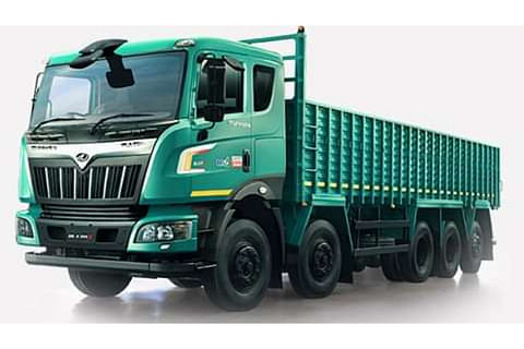 Mahindra Blazo X 42 Truck