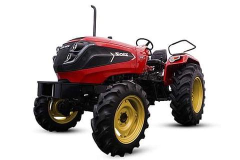 Solis 5015 E Tractor