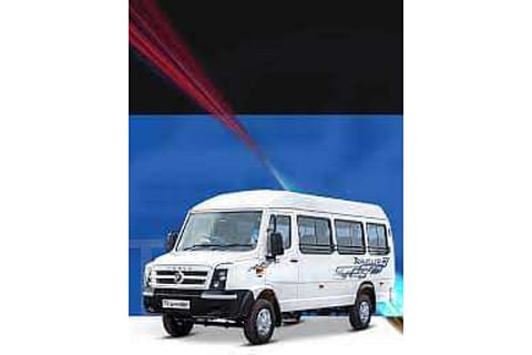 Force TRAVELLER 3350 Bus