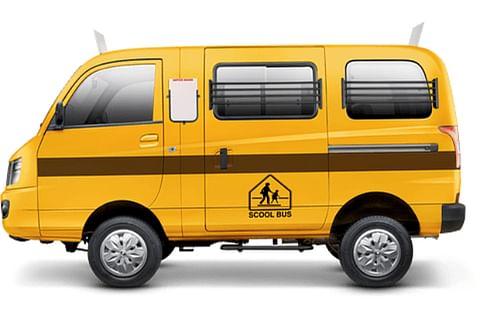Mahindra Supro Cargo Van Bus