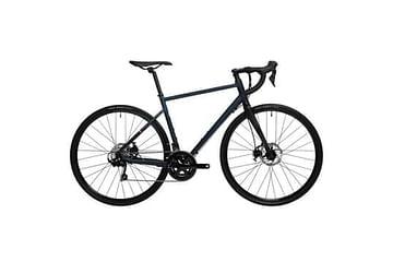 Btwin Ultra CF 105 Road Bike Blue