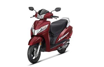 Honda Activa 125 Drum scooter