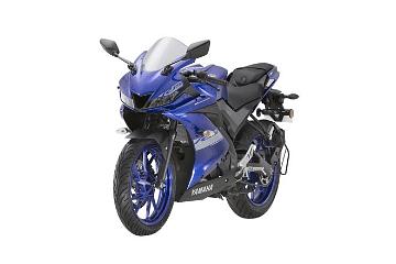 Yamaha YZF R15 V3 BS6