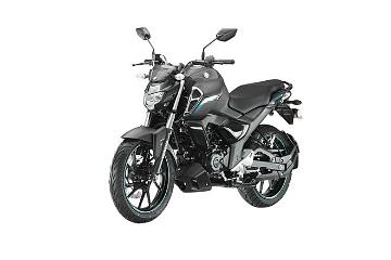Yamaha FZS FI BS6
