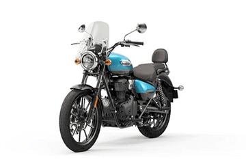 Royal Enfield Meteor 350 bike