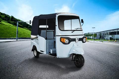 Piaggio Ape E City Truck