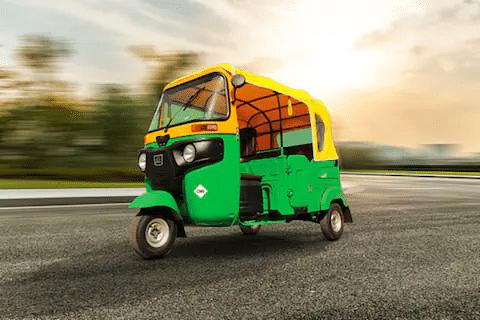 Bajaj Compact RE Truck