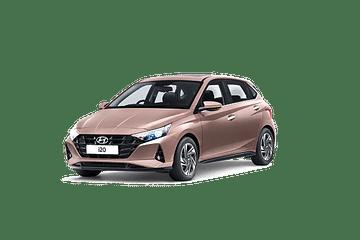 Hyundai i20 1.2 Petrol Magna MT car