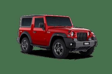 Mahindra Thar car