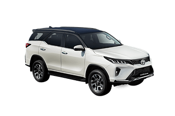 Toyota Fortuner (2.7L) 4x2 MT car