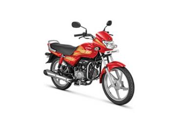 Hero HF Deluxe bike