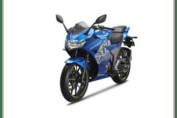 Suzuki Gixxer SF 250 bike