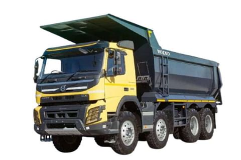 Volvo FMX 460 8x4 20.3 cu.m Truck