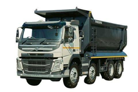 Volvo FM 420 8x4 23cu.m Truck
