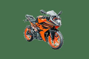 KTM RC 200 2021 bike
