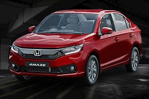 Honda Amaze E MT Petrol