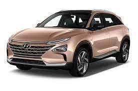 Hyundai Nexo car