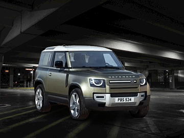 Land Rover Defender 90(Petrol)