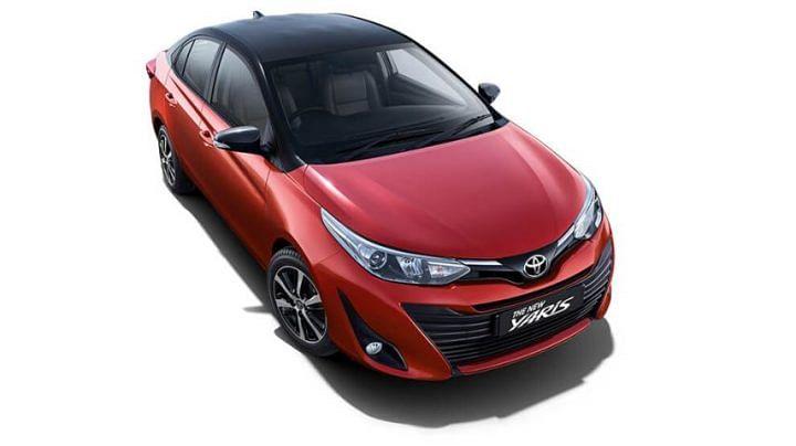 Toyota Yaris BS6 Image