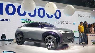 upcoming cars in India 2021-2022 - maruti future e